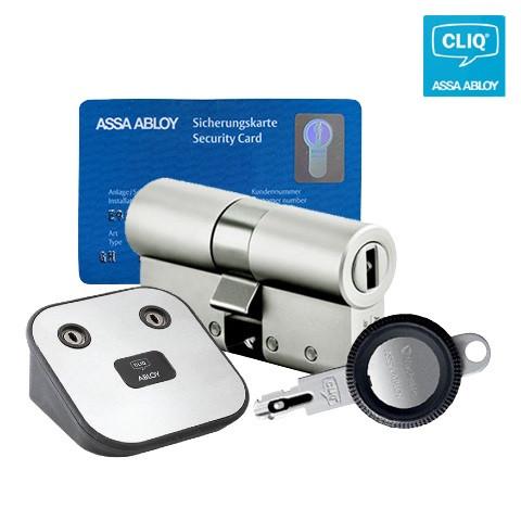 Contrôle d'accès électronique CLIQ Go par Vachette ASSA ABLOY