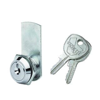 Barillet batteuse pour meuble avec clés