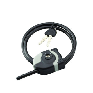 Câble ajustable - bloc de serrure