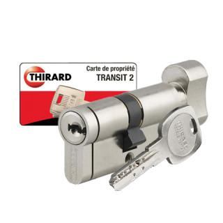 Cylindre FTH Transit 2 à bouton