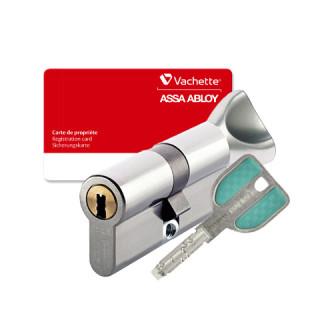 Cylindre à bouton Vachette Radialis A2P
