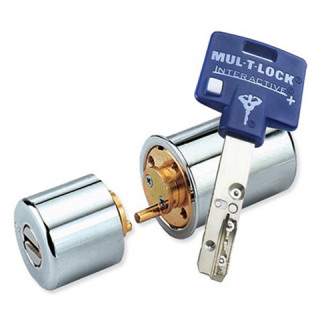 Jeu de cylindres Mul-T-Lock Interactive+ compatible IZIS & Cavith