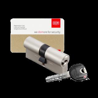 Cylindre double t250 carte clé