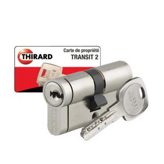 Cylindre FTH Transit 2 double entrée