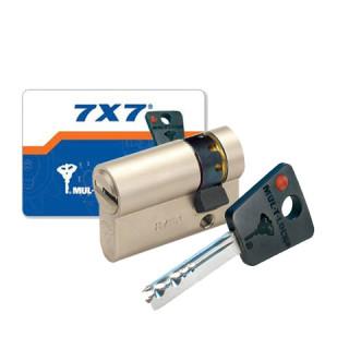 Demi-cylindre Mul-T-Lock 7x7