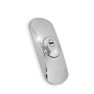Protège cylindre ovale acier carbonitrué