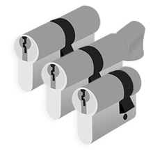 Les sécurités des cylindres de serrure
